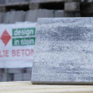 Terrassenplatte aus Beton